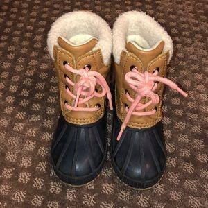 GapKids Winter Duck Boots - 9T/10T